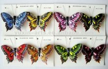 Artificial Feather Butterfly