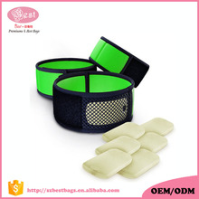 To anti mosquito natural Chinese herbal insect repellent bracelet