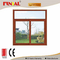 Hot sale popular style aluminum sliding window made in China