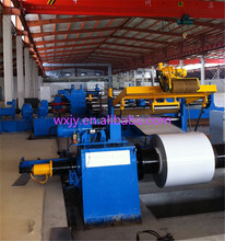 CR steel coil slitting machine