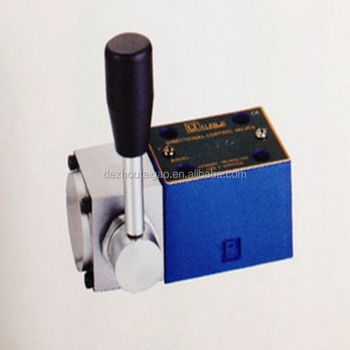 Dezhou Taigao WMM series hand-operated direction valve