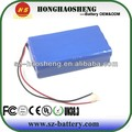 China alibaba Top selling rechargeable 7.4v li-ion battery pack 20Ah