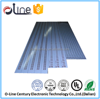 First class double-sided Lead free High frequency led strip 94v-0