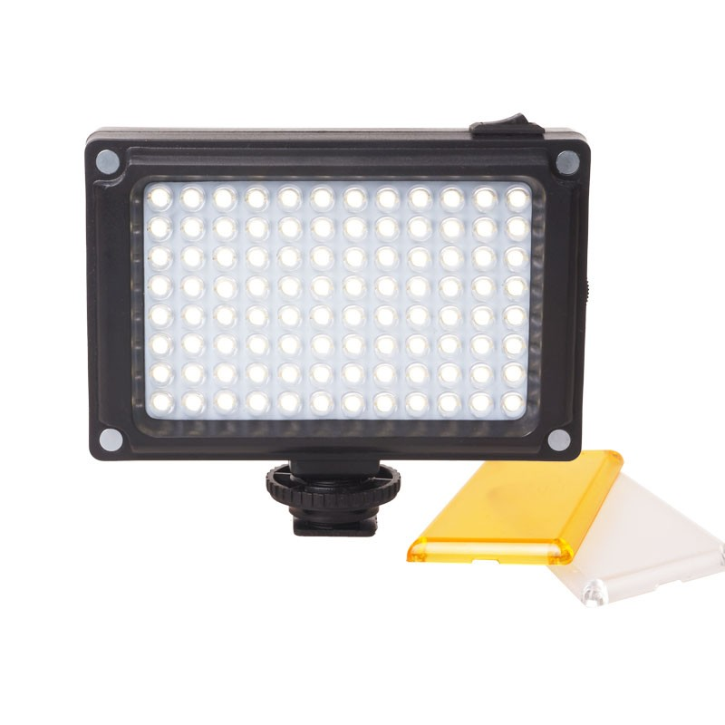 96LEDS Video LED Light for selfie and for DV Camcorder Digital SLR Camera