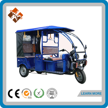 passenger three wheel bicycle tuktuk electric tricycle hot selling