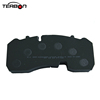 Truck Brake System Brake Pad with Backing Plate WVA 29165