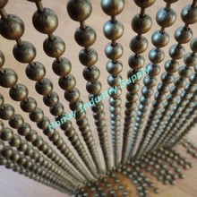 Decorative Metal Bead Curtain for wall&celling