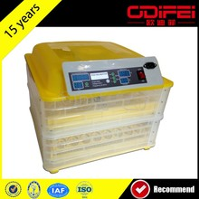 96 Egg Capacity Small Incubator for Hatching Eggs