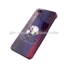 2014 new products hockey ball design personalized phone cases for iphone5s oem cell phone shell
