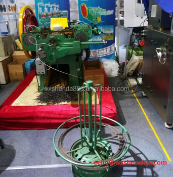 Iron Nails Making Machine Price in Pakistan Z94-5.5C/ Nail Cutter Grinder