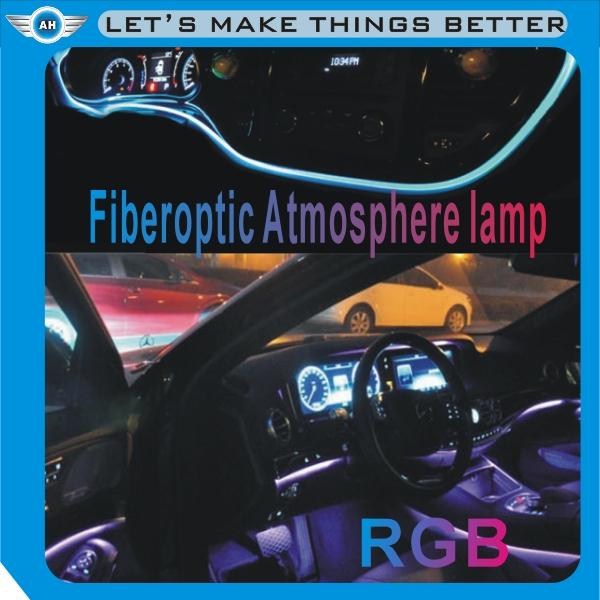 Al por mayor 2018 accesorios del interior del coche atm sfera luces coche iluminaci n ambiental - Accesorios coche interior ...