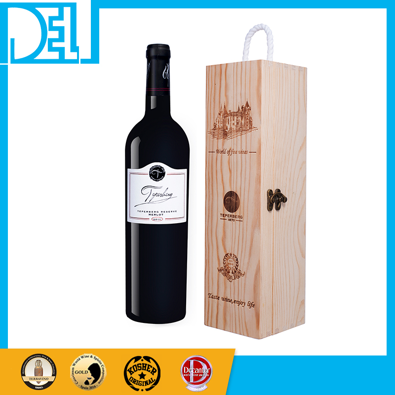 Medium sweet red wine best wholesale merlot red wine price