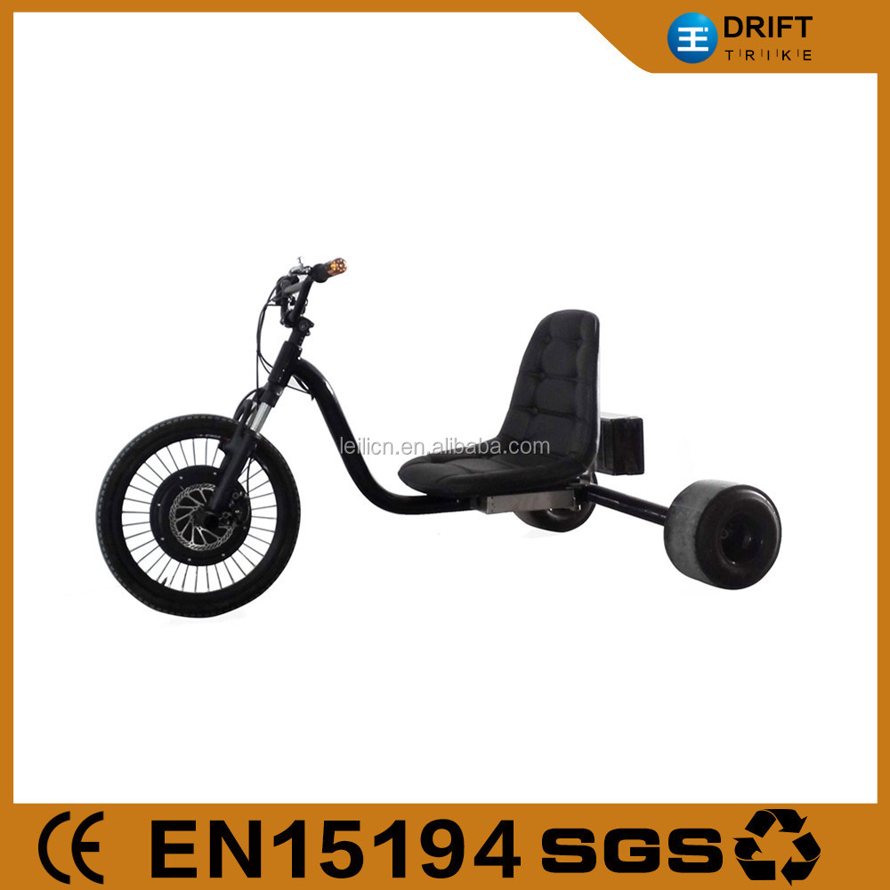 20 vorderrad elektrische drift trike 1000w 48v elektrischen schiebet ren trike 40 50km h. Black Bedroom Furniture Sets. Home Design Ideas
