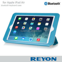 Reyon 2014 new design for iPad Air keyboard case tablet PC access