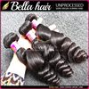 "16"" 18"" 20"" 3pcs /lot wholesale indian hair in india from Bella unprocessed virgin remy hair"