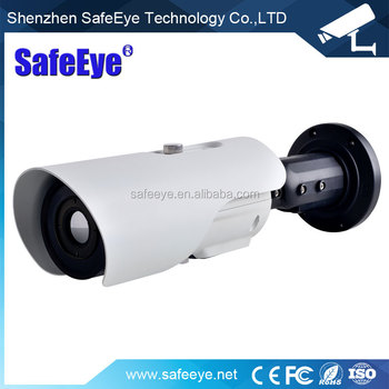 D1&1080p High accuracy Thermal infrared detection of human animal body temperature Thermal standalone waterproof camera