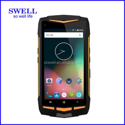 V1 rugged latest 5g mobile ptt sos phone 4G android5.1 GPS+Glonass dual wifi RS232 port army