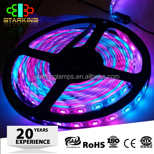 5050 smd led RGB 60led/m Dream Color Strip lights