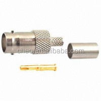 BNC-Female-Crimp-Type-Coaxial-Connector-for-Rg58u free samples