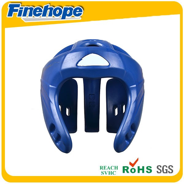 Customize Polyurethane OEM custom cheap Boxing taekwondokarate karate head guard helmet protector