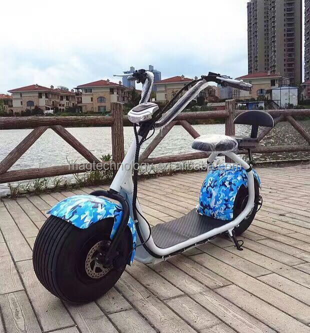 New promotion citycoco off road golf cart Wholesale Electric Chariot Skateboards Scooter with Big Wheels