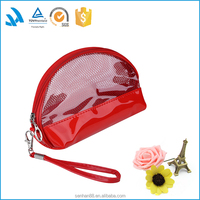 Bulk Small Mini Cute Cheap Clear Pvc Cosmetic Makeup Bag Wholesale