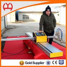 Mini Metal Portable automatic cetylene cutting machine with back fire