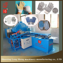 YH-B pvc dotted hand gloves making machine