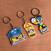 Custom Soft PVC Keychain Wholesale Rubber