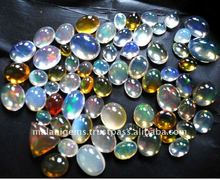 Ethiopian Opal Mix Cabochon Loose Stone