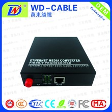 Video/Data/Audio/Ethernet frequency fiber converter converter optical to rca