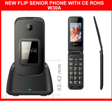 "new 2.4"" dual sim large button cell phones for seniors"