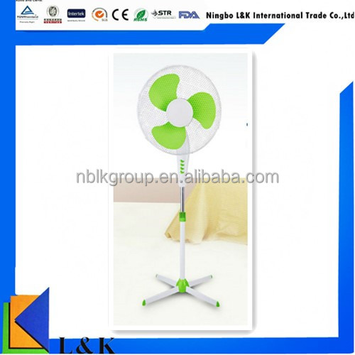 Colorful 16 inch electric stand fan price