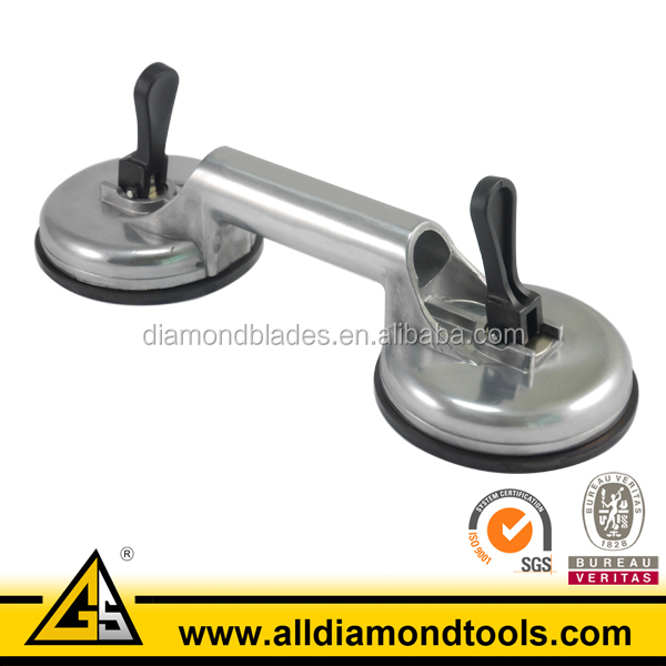 Heavy Duty Glass Handling Double Suction Cups