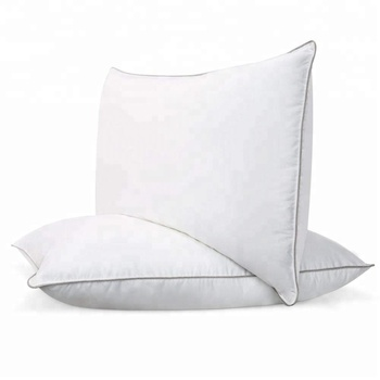 Soft Luxury 5% Duck Goose feather cushion pillow insert at factory prices