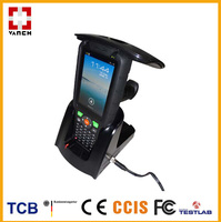 Touch Screen Handheld Pda Barcode Scanner 1d 2d Barcode Scanner Android Mobile Pda