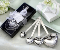 Wedding Love Beyond Measure Heart Measuring Spoons