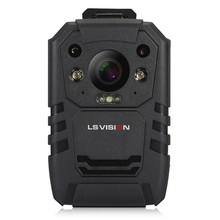 LS VISION IP68 Waterproof 32MP HD 1080P Night Vision Police Body Worn Micro Video and Audio Recorder Built in 64GB SD card