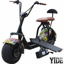 YIDE city scooter new version 80km range electricmotorcycle moving electric chariot balance scooter