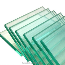 EXPORTING OF 5mm 8mm 12mm thick toughened glass building glass toughened tempered glass