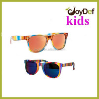 cheapest 2016 Children's sunglasses new cartoon fashion/promotion wholesale colorful kids sunglasses