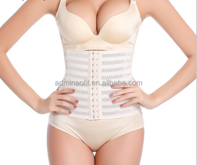 xxl women sexy underwear corset body shaper waist training body shaper