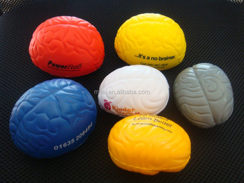 PU pill organ stress ball toy
