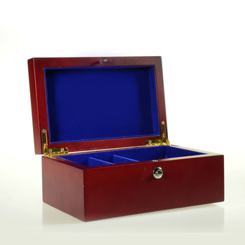 Hot sale classical wooden bust jewellery cases boxes manufacture