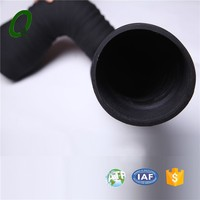 Auto engine parts air intake pipe rubber connecting hose factory price rubber tube for automotive passed ISO9001/TS16949