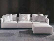 Modern fabric combination living room sofa set insinuante sofa