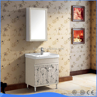 Luxury Design Ceramic wash hand basin cabinet