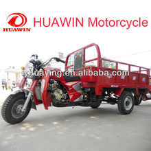 Hydraulic 3 wheel motorcycle /three wheel motorcycle/150cc-250cc cargo tricycle HY150ZH