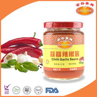High Quality Chili Garlic Sauce for Foods Condiment Sauce