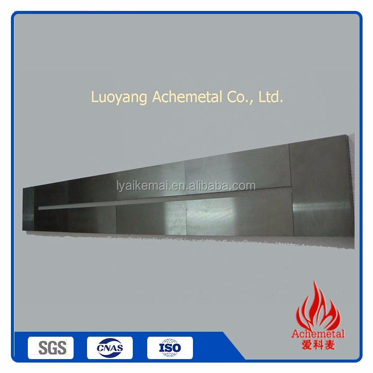 New design wholesale quality molybdenum target for laser equipment